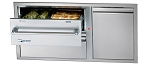 Twin Eagles Warming Drawer Combo