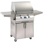 Fire Magic Aurora A430s Natural Gas Grill On Cart