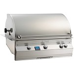 Fire Magic Aurora A790i Natural Gas Grill with Rotisserie Back Burner