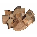 Apple Wood Chunks - 2/3 Cu Ft