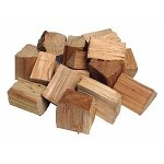 Hickory Wood Chunks - 2/3 Cu Ft