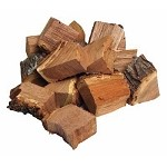 Mesquite Wood Chunks - 2/3 Cu Ft