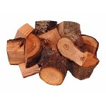 Peach Wood Chunks - 2/3 Cu Ft