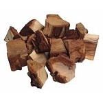 Pecan Wood Chunks - 2/3 Cu Ft