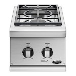 DCS 13 Inch Natural Gas Double Side Burner