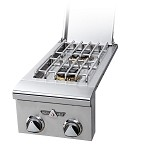 Delta Heat Double Side Burner Propane