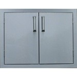 BBQ Island 30 Inch Double Doors - 300H Series