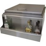 BBQ Island Slide in Cooler - 400 Series