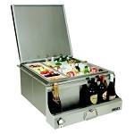 Luxor 24 Inch Party Chill Master Slide-in Ice Chest