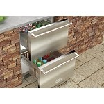 Marvel 24 Inch Outdoor Refrigerated Drawers