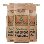 Ozark Oak Lump Charcoal - 10lbs