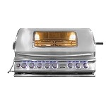 Cal Flame Top Gun 5 Burner Convection Grill
