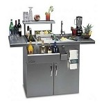 Alfresco 42-inch Refrigerated Bartender
