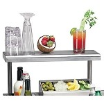 Alfresco Serving Shelf for 30-inch Bartender with Sink