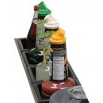 Alfresco 4 Bottle Wells with Holder Tray for 30-inch Versa Sink