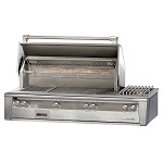 Alfresco LXE Series 56 Inch SearZone Grill with Sideburner