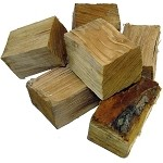 Maple Wood Chunks - 2/3 Cu Ft
