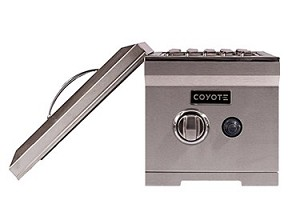 Coyote Natural Gas Single Side Burner