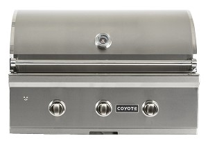 Coyote 34 Inch C-Series Propane Gas Grill