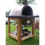 Forno de Pizza Open Cart
