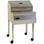 Memphis Select Grill - On Cart