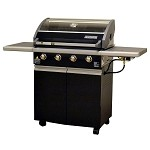 Sole 4 Burner Grill on a Cart
