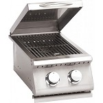 Summerset Sizzler Double Side Burner - Propane