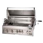 Sunstone 5 Burner 42 Inch Grill with IR Rotisserie - LP