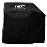 TEC Grill Cover for G-Sport FR on Pedestal with Side Shelf