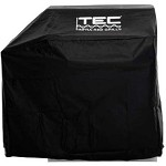 TEC Grill and Base with 1 Side Shelf Cover for Sterling IV FR Grill