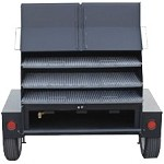 The Good-One Trail Boss Trailer Smoker