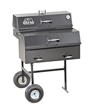 The Good One Open Range Smoker