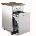 Viking 18 Inch Trash Pullout Drawer Combo - $1319